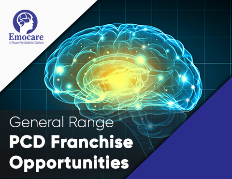 Neuropsychiatry PCD Franchise in Kerala