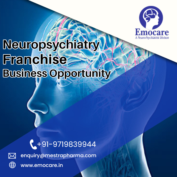 Neuropsychiatry Franchise Company in Haryana